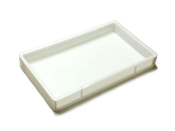 Reinigungs-Set für Edelstahl-Roste, Wanne + 1 Liter Reiniger