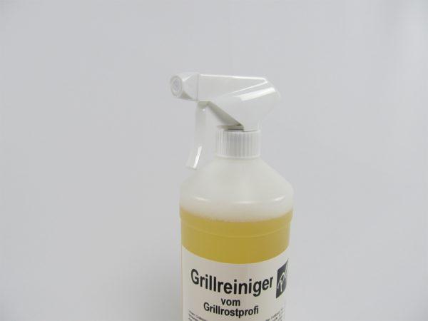 Grillreiniger Fettlöser Ofenreiniger mit Sprühkopf (1000 ml)