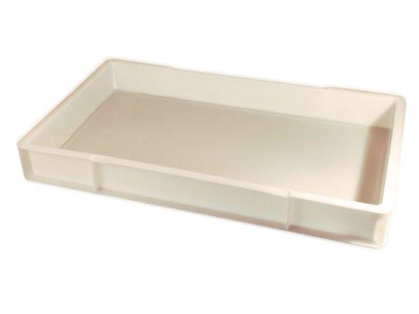 Reinigungswanne für Edelstahl-Grillroste, Polypropylen - Größe: 76 x 45 cm außen